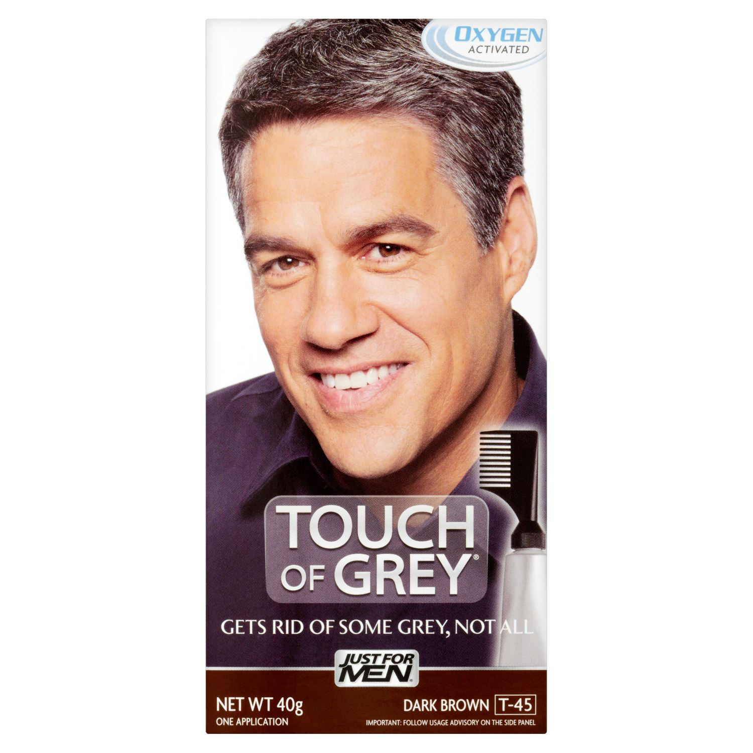 Just For Men Touch Of Grey Hair Dye Colourant Various Shades New