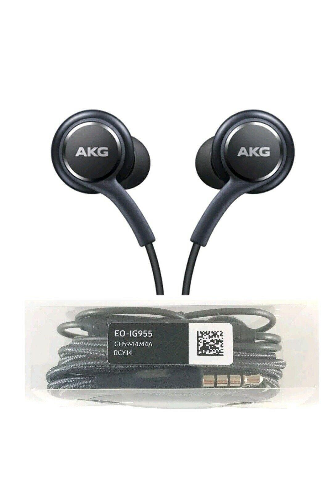 AKG Headphones For Samsung Galaxy S9 S8 Plus Note 8 ...