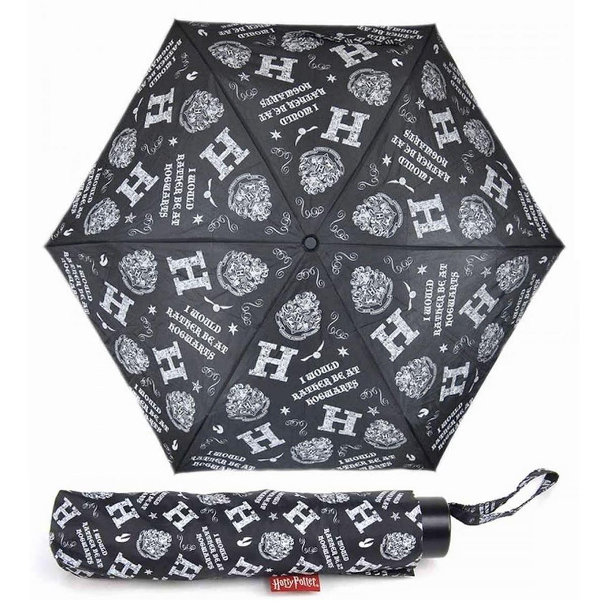 New Harry Potter Hogwarts Or Gryffindor Crest Umbrella