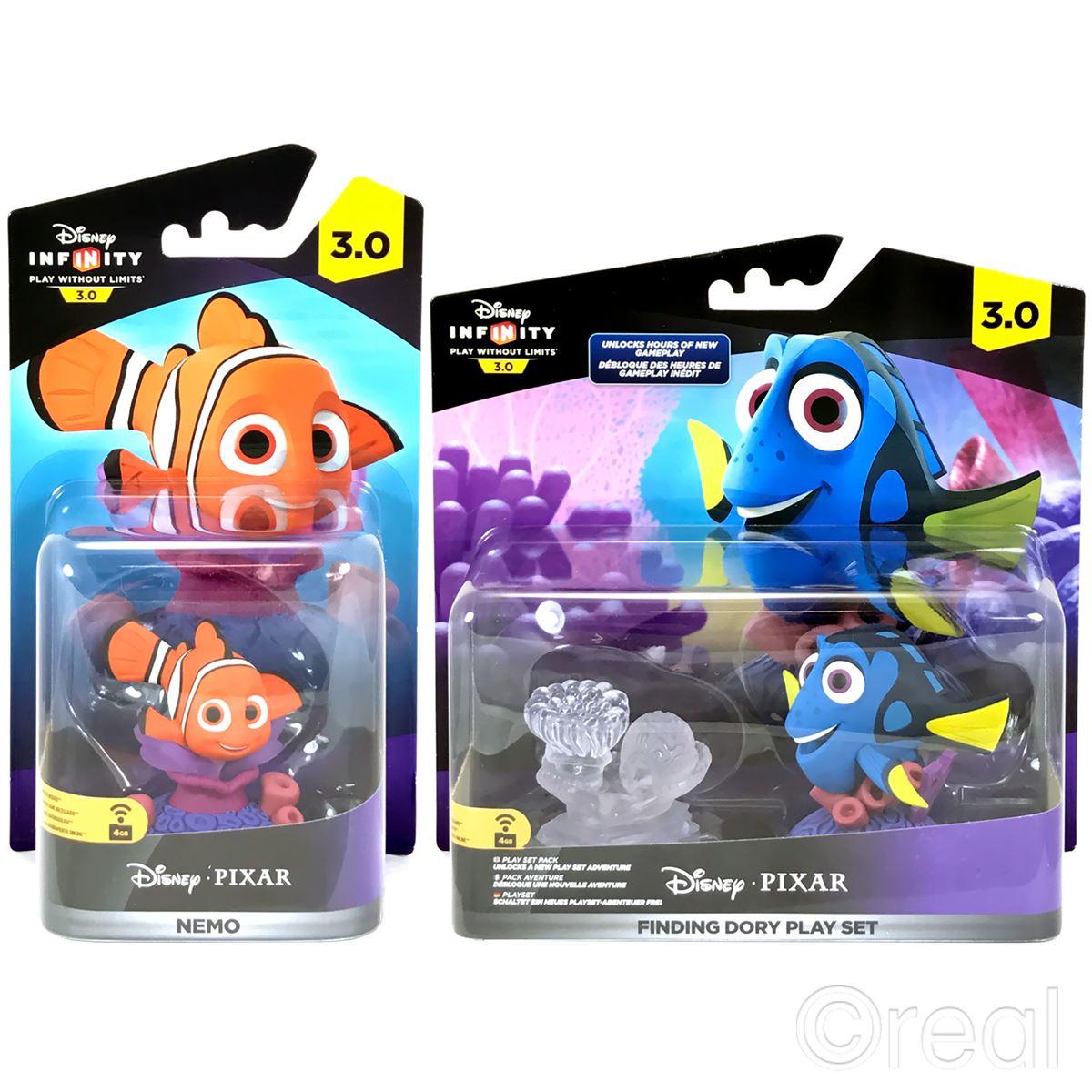 infinity 3 0. New-Disney-Infinity-3-0-Nemo-Figure-Or- Infinity 3 0 O
