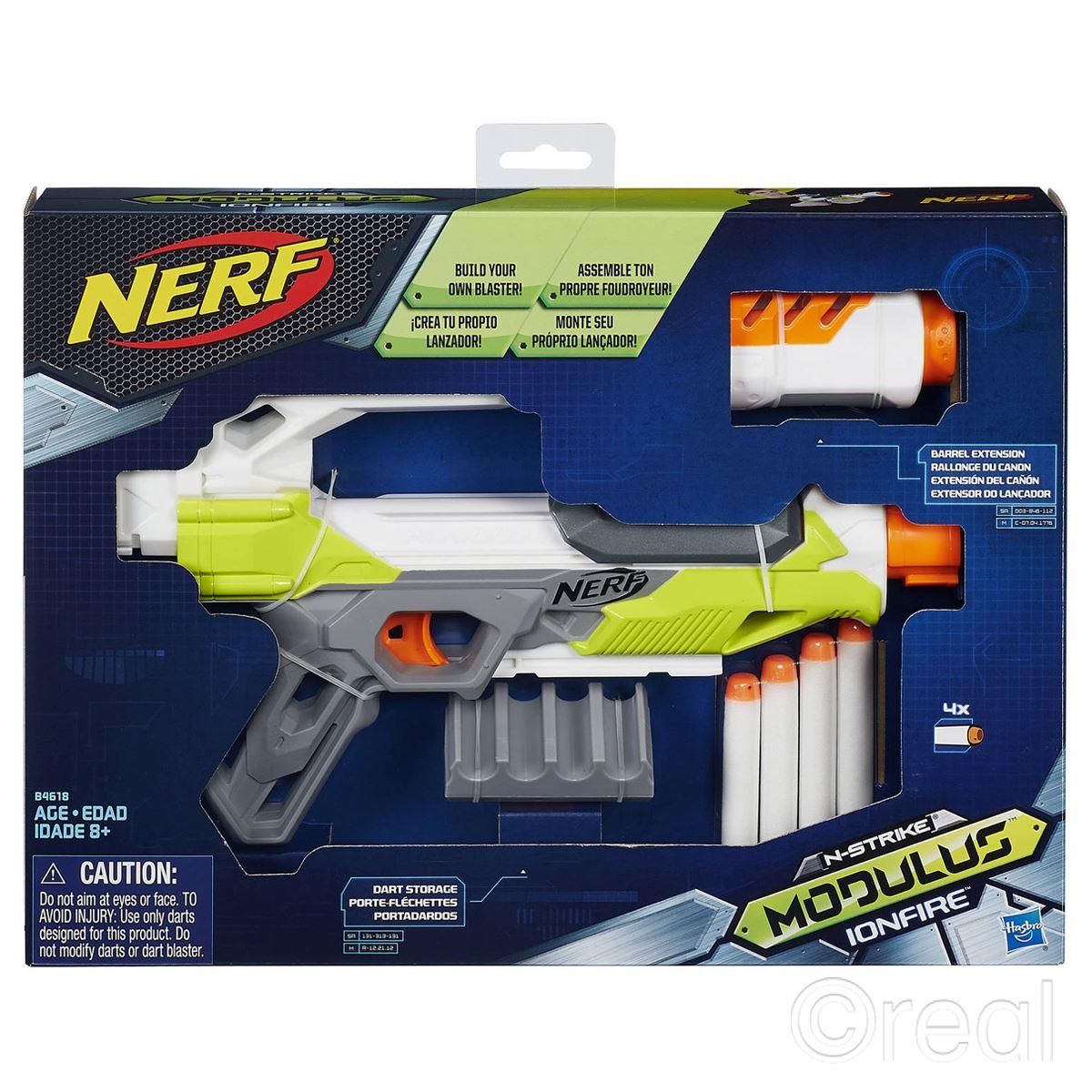 New-Nerf-Modulus-Ionfire-Blaster-amp-Darts-Or-