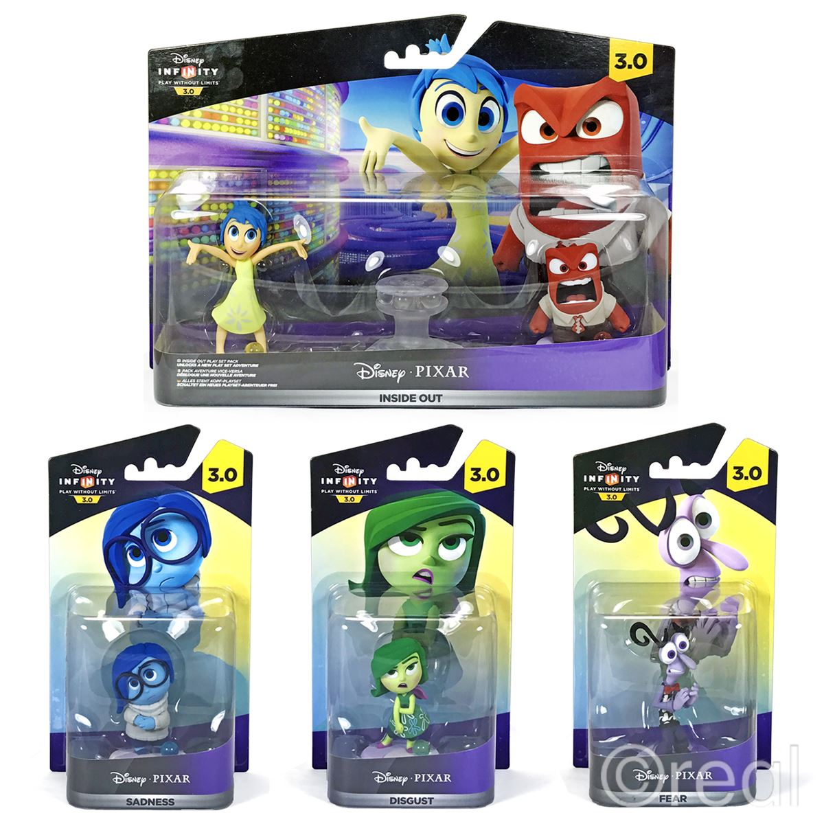 infinity 3 0 playsets rise against newdisneyinfinity30insideoutplayset new disney infinity 30 inside out playsetfeardisgustsadness