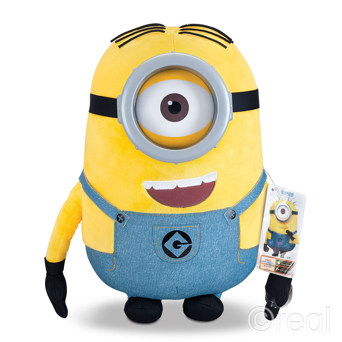 New Despicable Me 16 034 Jumbo Stuart Or