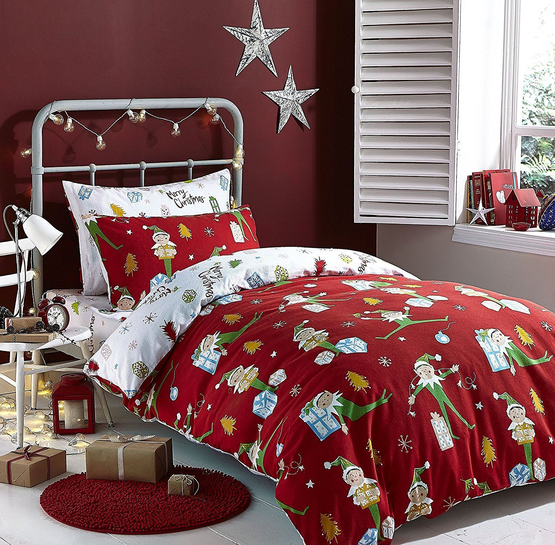 100 brushed cotton flannelette bedding quilt duvet cover. Black Bedroom Furniture Sets. Home Design Ideas