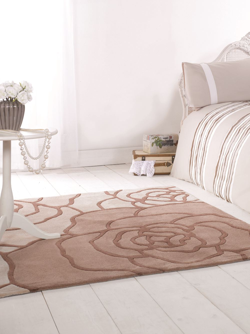 Rugs For Bedroom Flair Rugs Infinite Rug Collection Round Rectangle Polyester Rugs