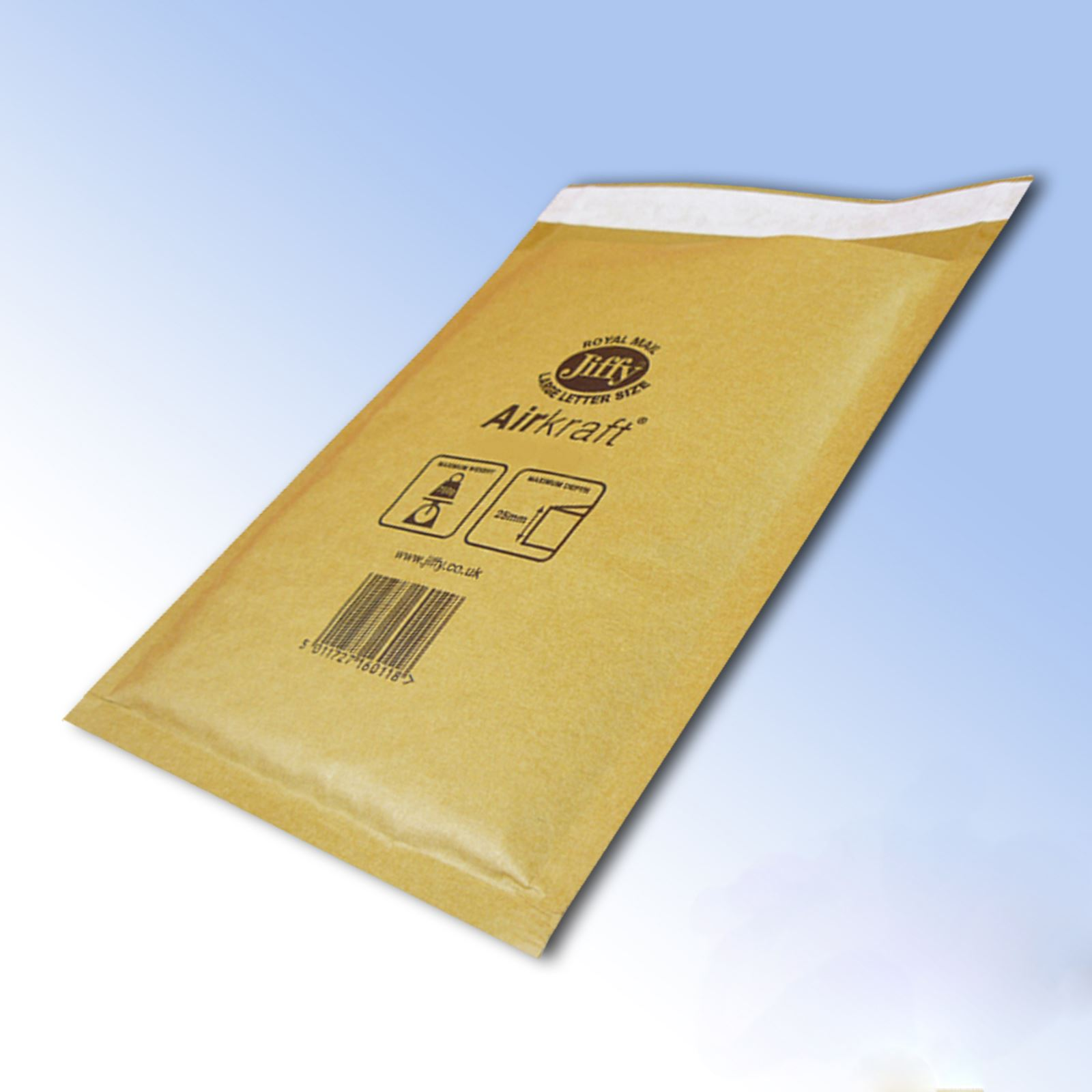 Genuine-Jiffy-White-amp-Gold-Padded-Bags-Envelopes-Mailers