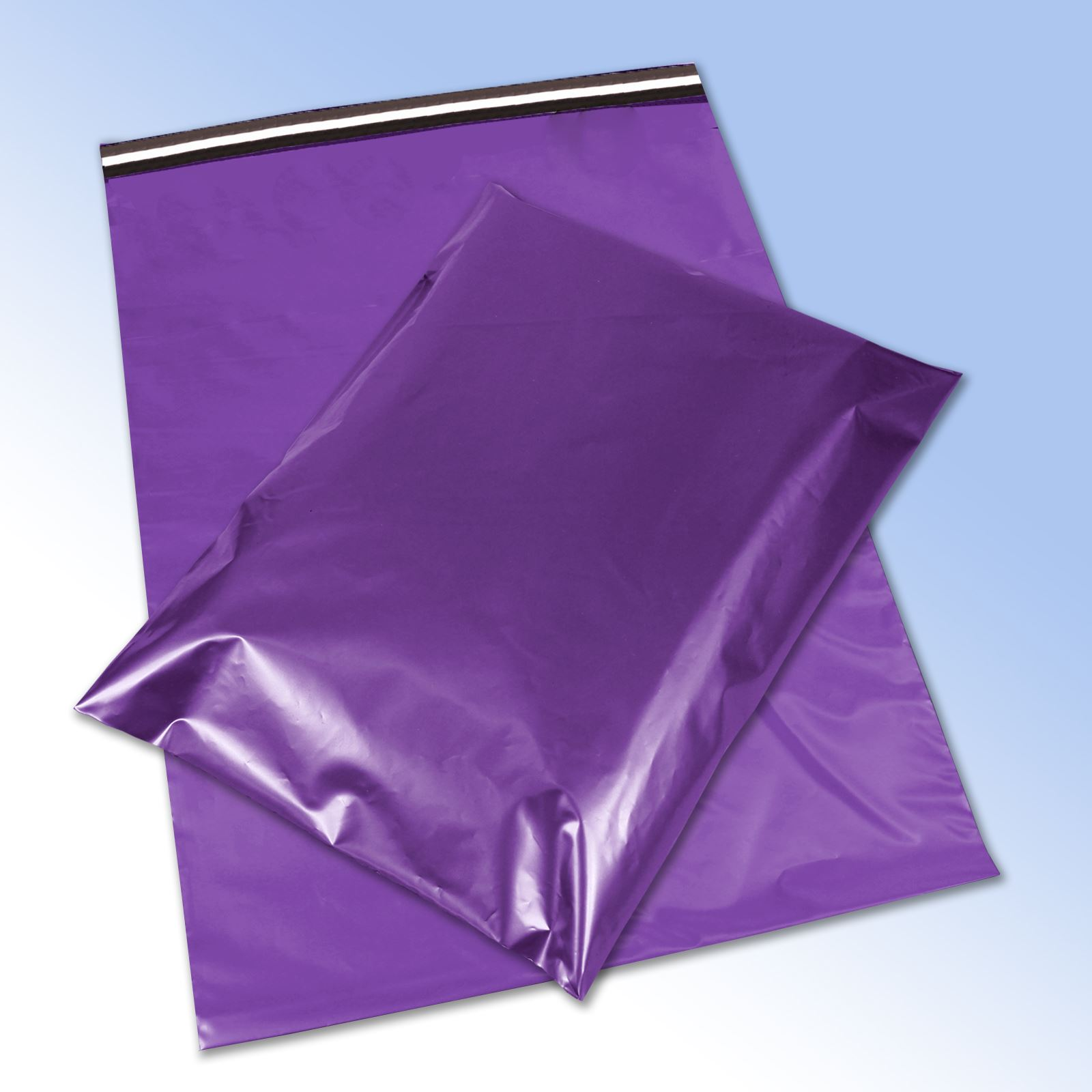1-Strong-Purple-Self-Seal-Plastic-Poly-Mailing-Postage-Bags-10x14-034-250x350mm