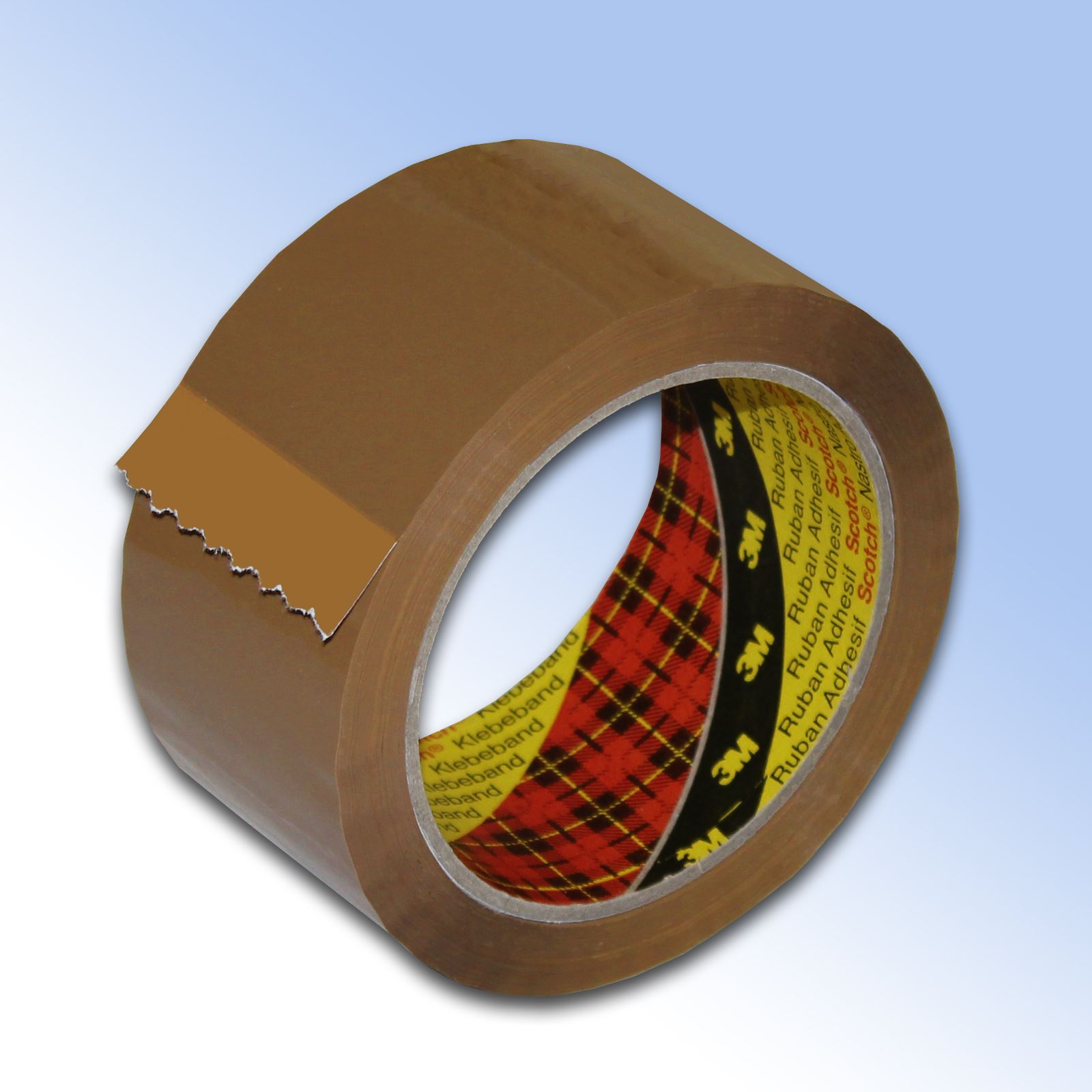 3M-SCOTCH-Clear-and-Buff-Parcel-Packing-Tapes-General-Purpose-and-Low-Noise