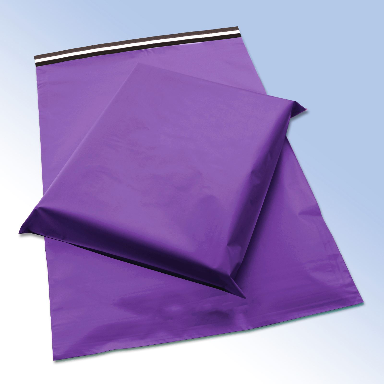 Pink-amp-Purple-50-Micron-COEX-Plastic-Postage-Opaque-Self-Seal-Mailing-Bags