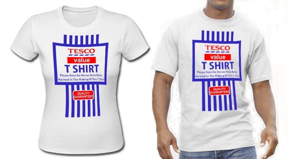 Tesco-Value-Halloween-Costume-Tshirt-Funny-Spoof-Fancy-Dress-Joke-t-shirt