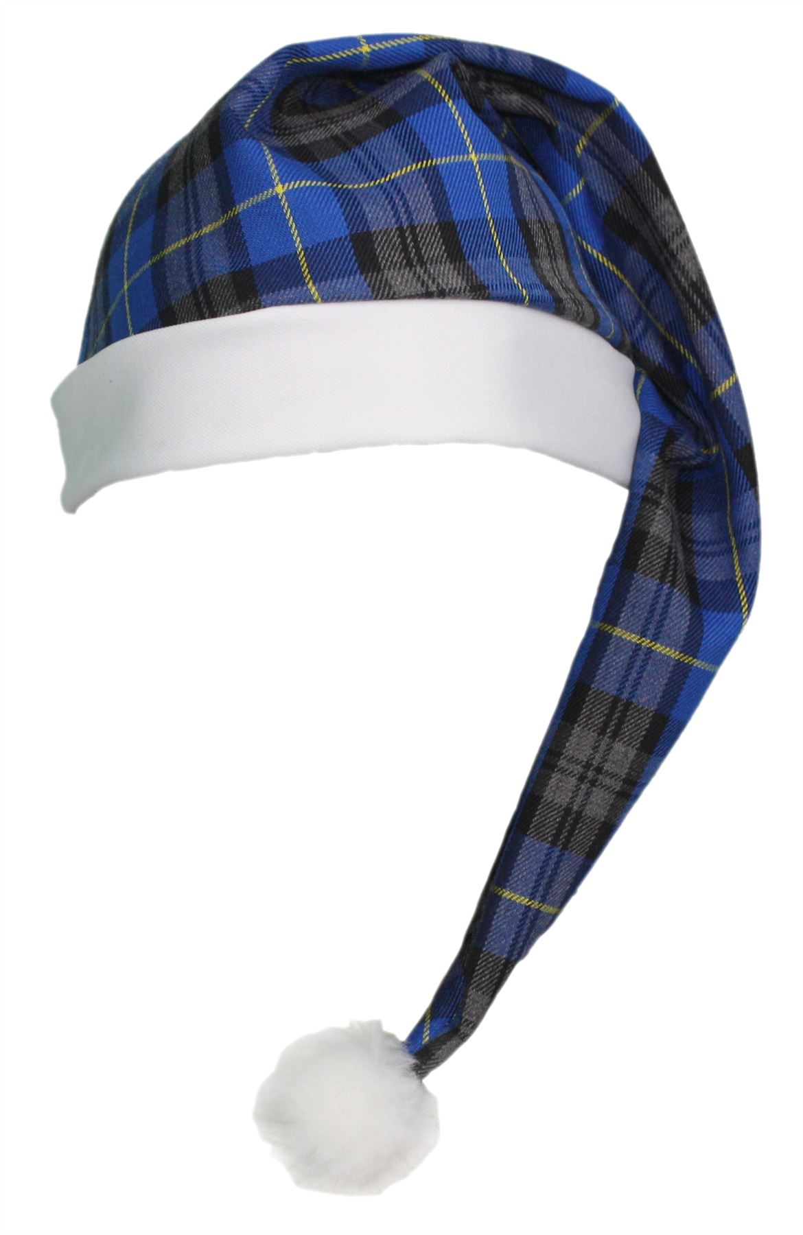 Wee Willy Winkie Winky lunga notte Hat Cap Robert la Notte di Burns Costume