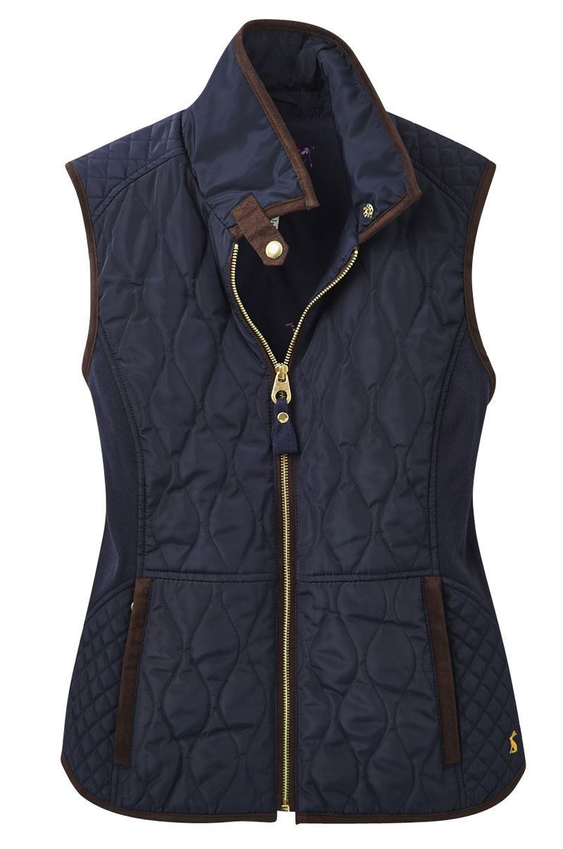 Joules Braemar Womens Equestrian Horse Riding Quilted