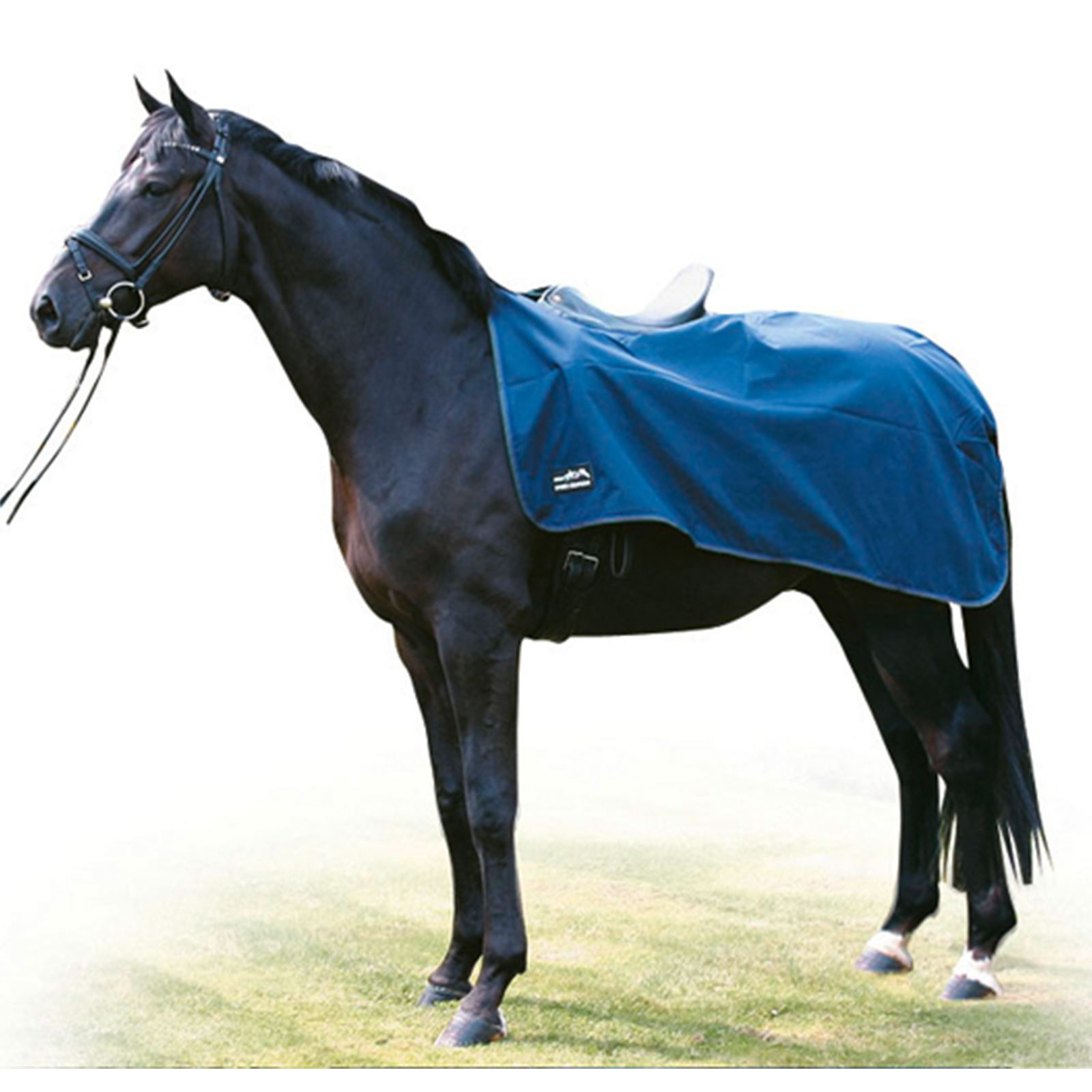 HKM Blanket Waterproof Exercise Sheet Breathable Tail Strap Horse Protection Blanket HKM 52553d