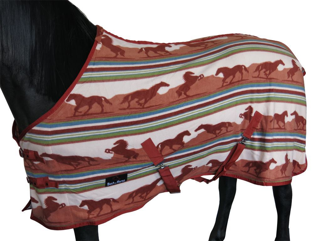 Awesome Best On Horse Cooler Fleece Rug Pony Cob
