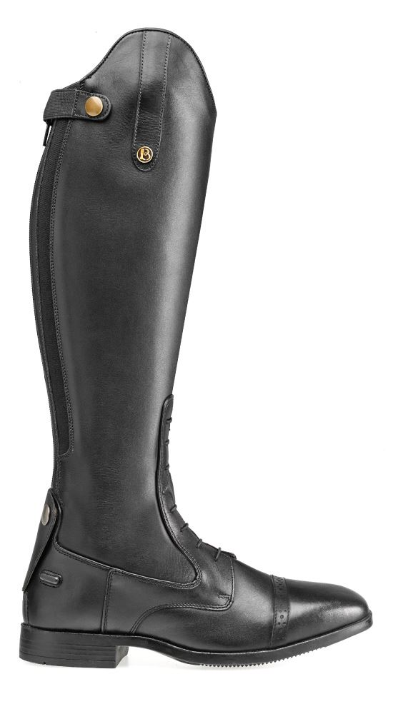 brogini capitoli ladies equestrian leather long horse riding boots