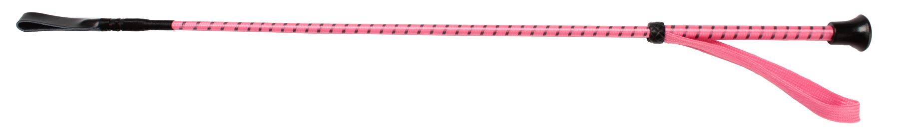Red-Horse-Equestrian-Nylon-Race-Whip-65Cm-Durable-Rider-Training-Accessories