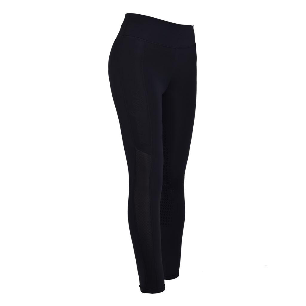 Kingsland ARISTON DONNA in silicone F-Tec completa aderenza Equitazione Legging Pantaloni
