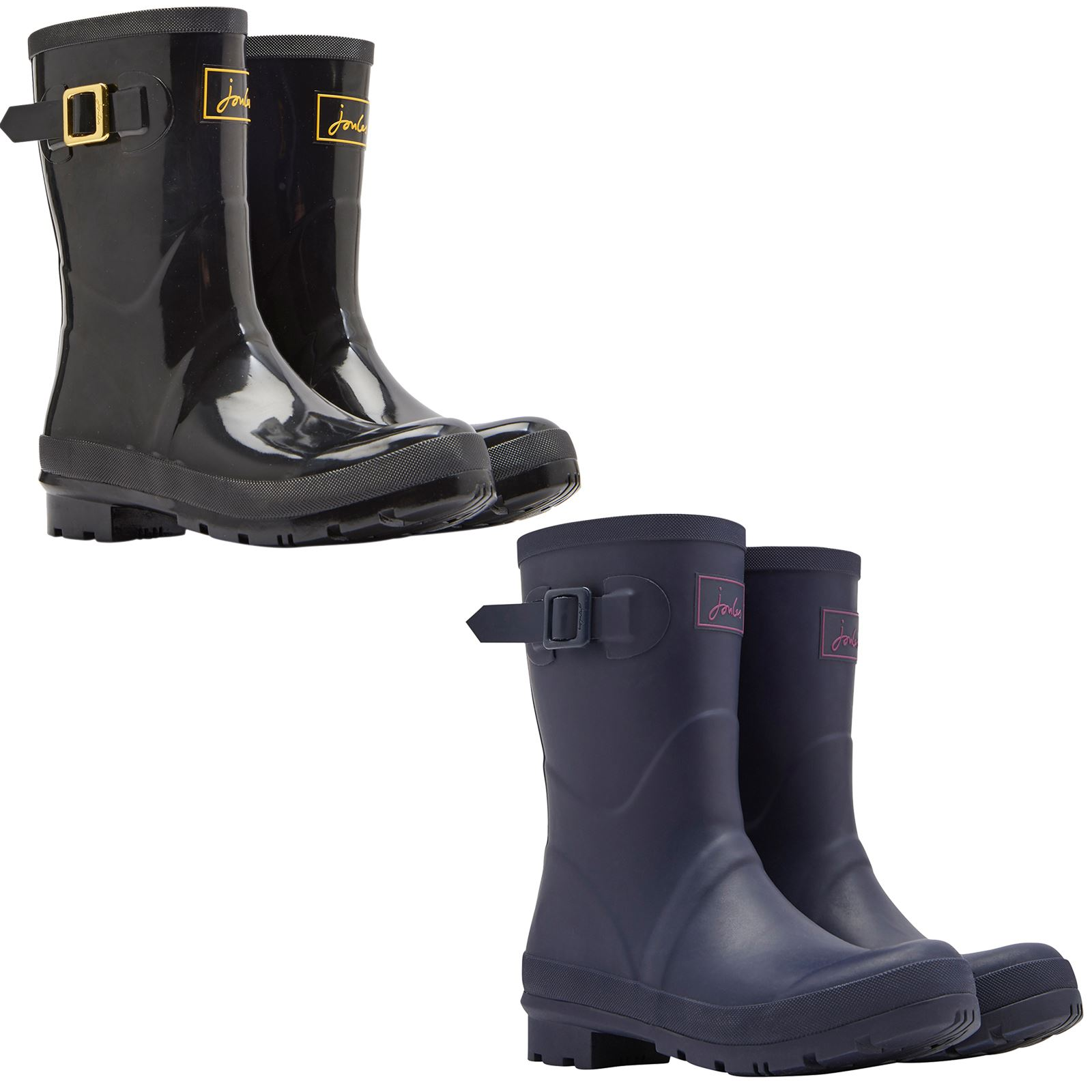 Joules Kelly Horse Riding Fashion Show Summer Competition Mid Calf Yard Wellies