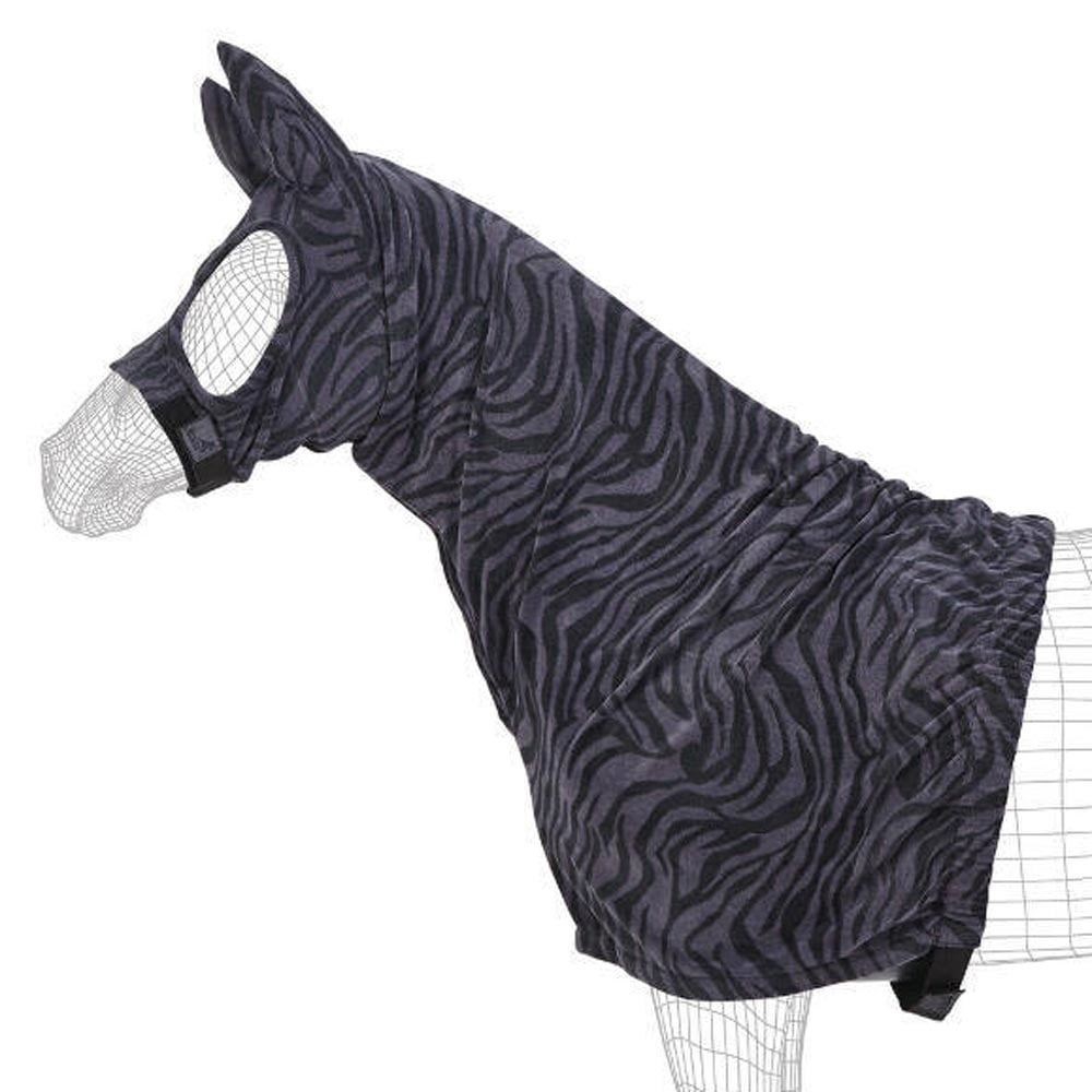 Masta Equine 300 Gsm Cosy Anti-Pill Anti-Pill Cosy Polyester Suede Fleece Hood Loop Fastening 844eae
