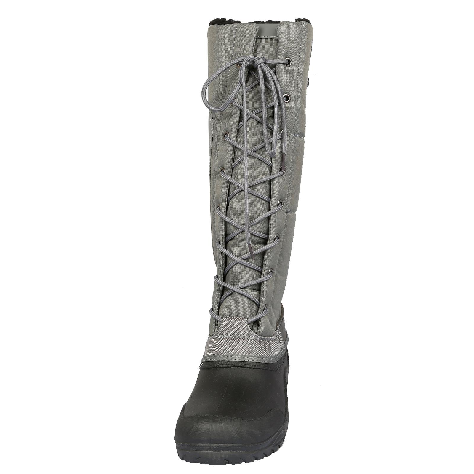 Bow /& Arrow Siberia Unisex Horse Riding Durable Waterproof Winter Thermo Boots