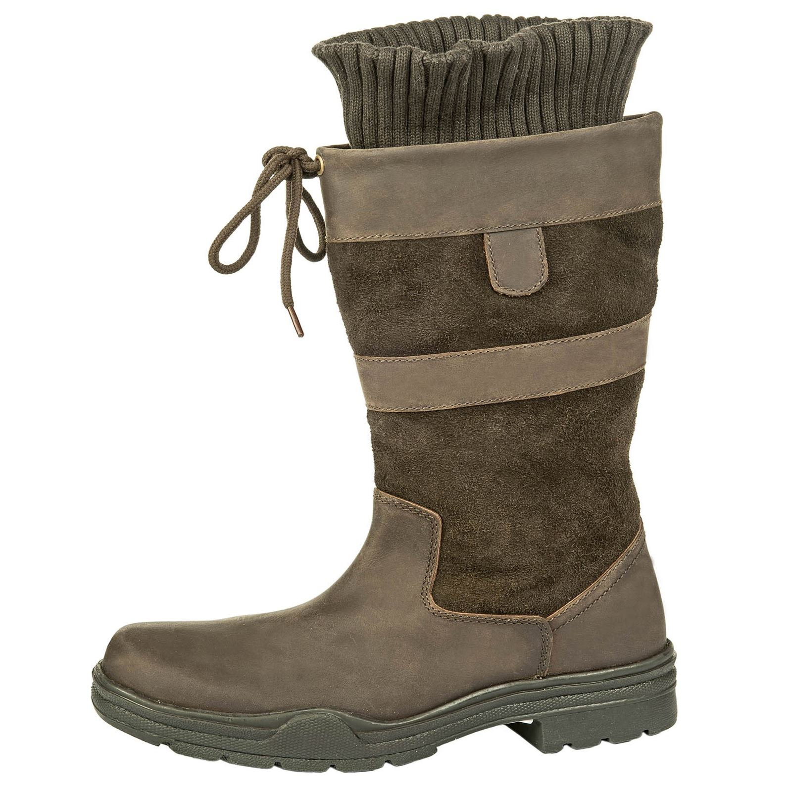 Boots 3 Durevole Hkm Trendy scuro Adulti Fashion 4 Impermeabile Belmond Marrone Spring Yard qnvwYWXvp