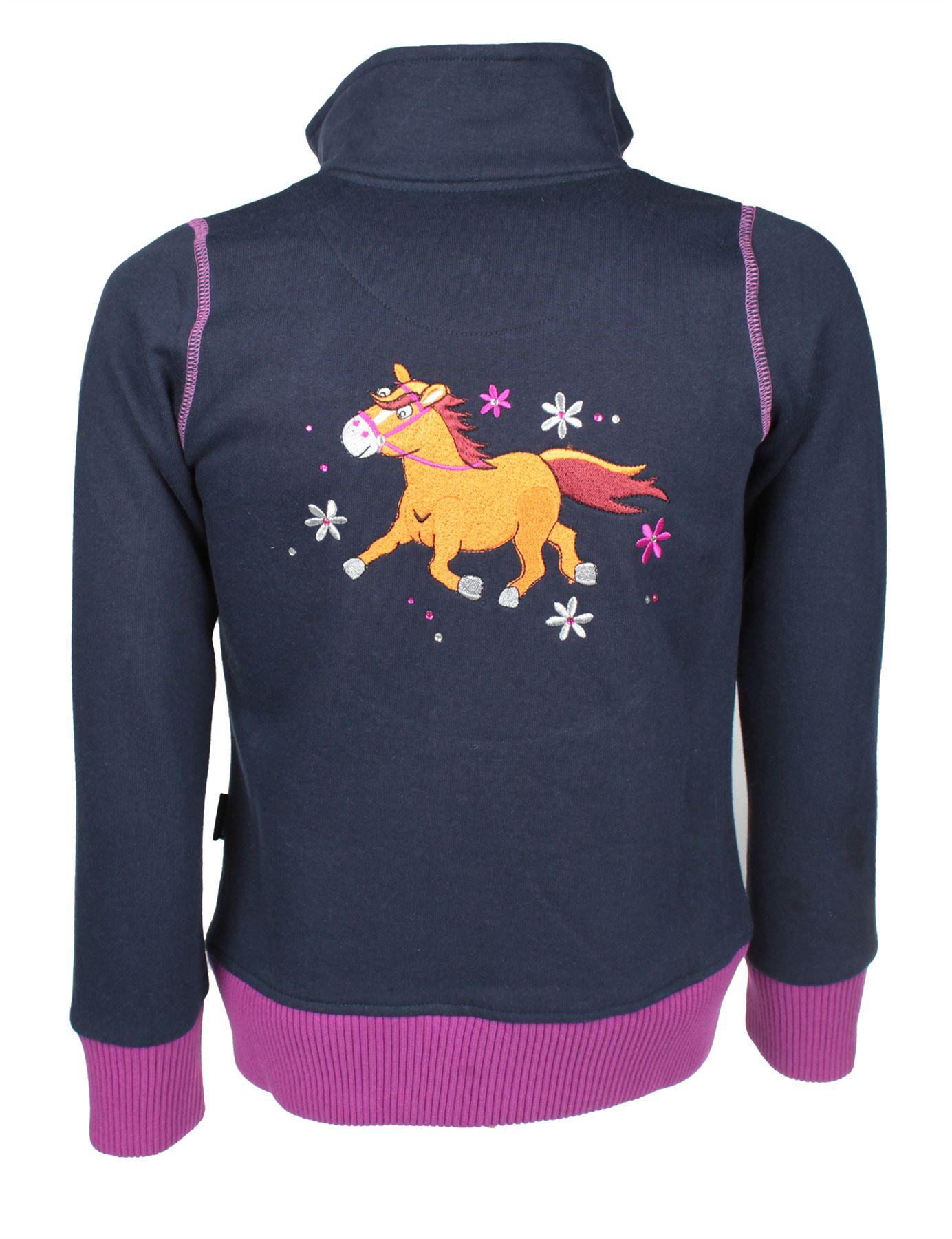 Horka Equestrian Junior Kids Toddlres Cotton Shetty Vests