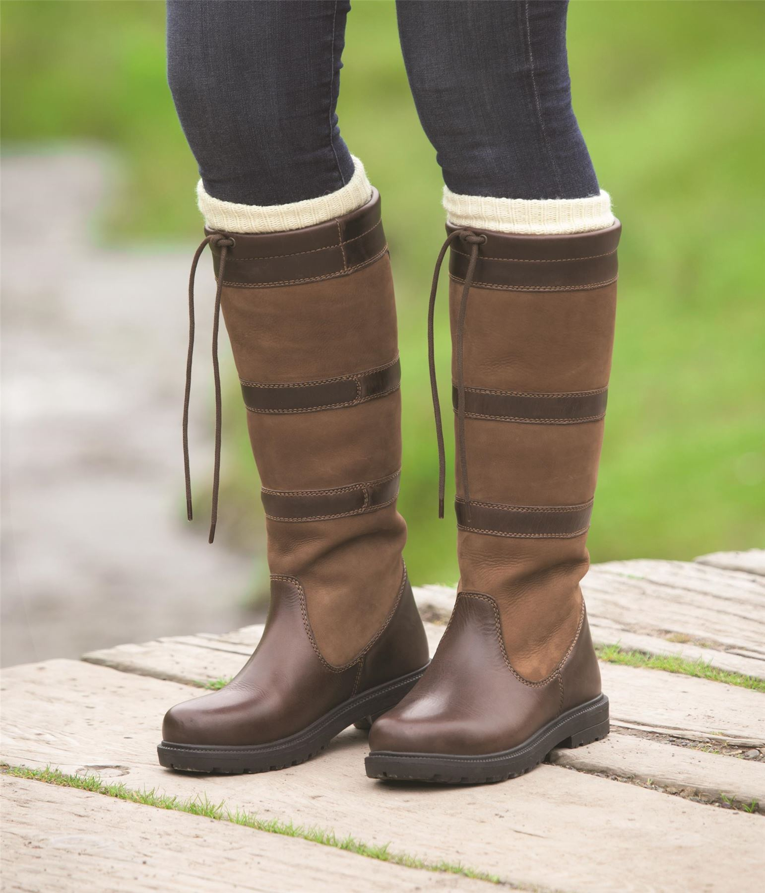 Outdoor - / Riding boots FxnRPwwVvI