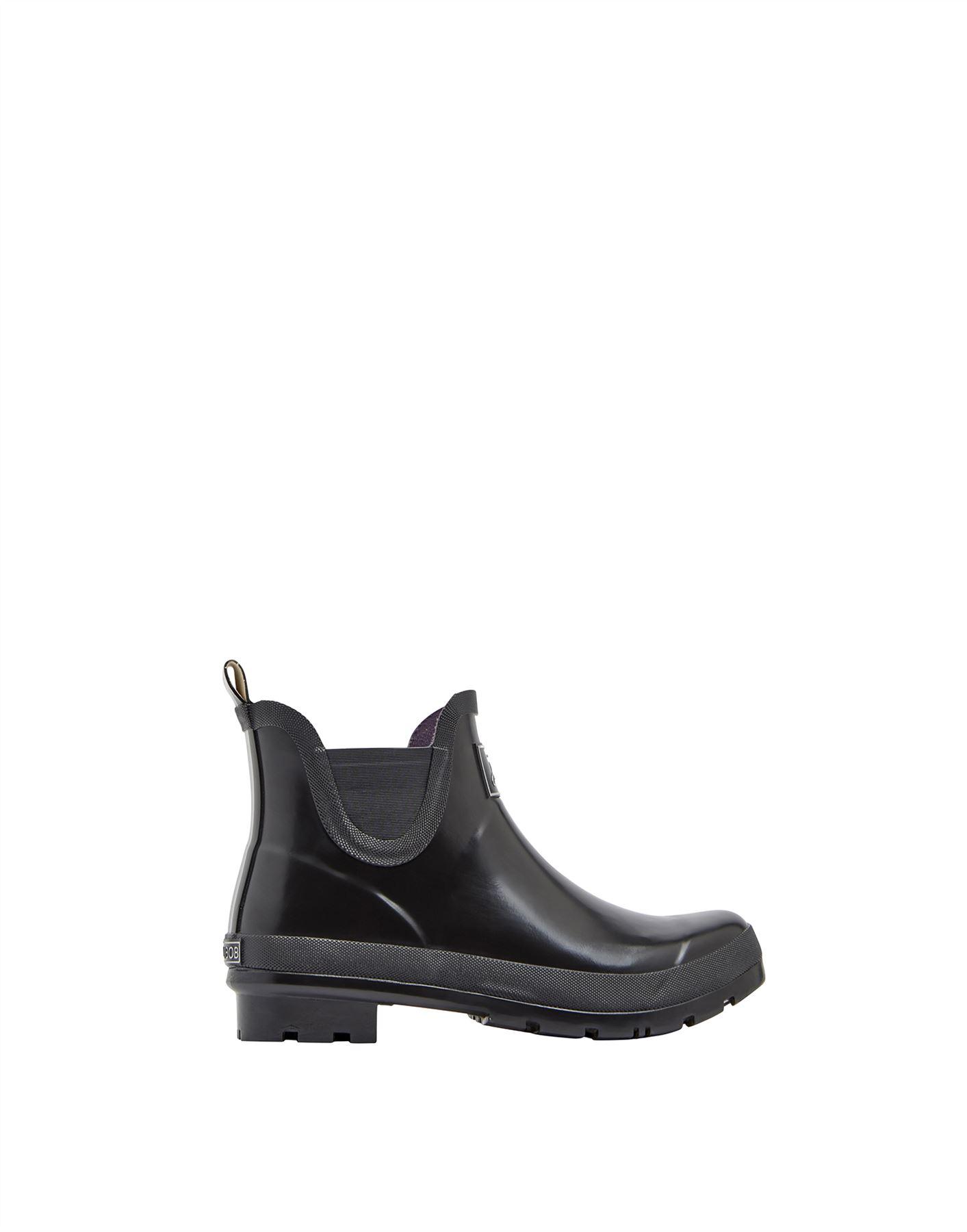 Joules Welibob Waterproof Equestrian Yard Stable Equestrian Waterproof Printed Short Welly Boot 04bbf4