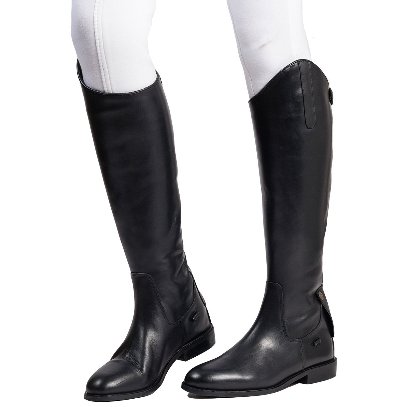 b a belmont boots ladies tall horse riding competition equestrian