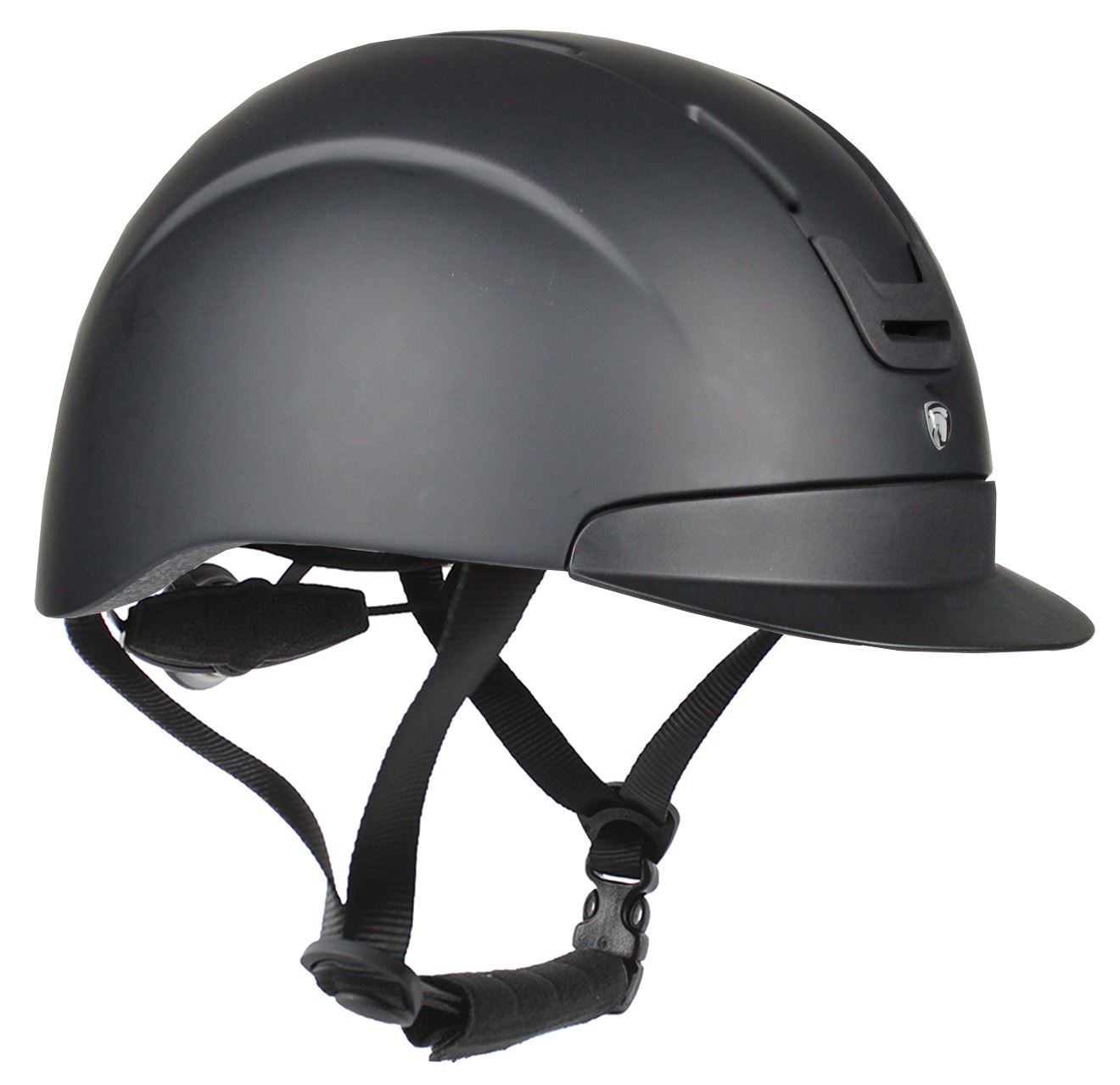 Horka Equestrian Kids Junior Horsy Durable Comfort Comfort Comfort Fit Horseprint Safety Helmet 7d70c3