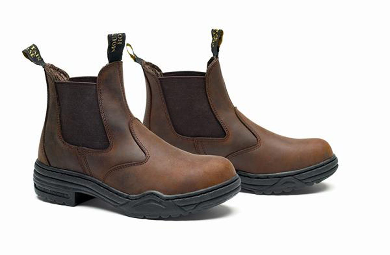 mountain stable mens soft equestrian leather
