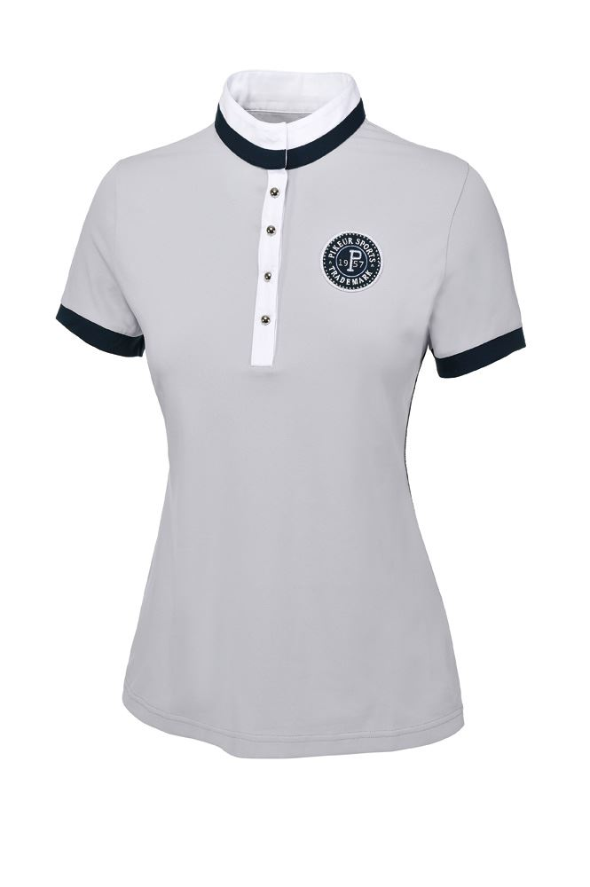 Pikeur Ladies Stylish Equestrian Sabina Horse Riding  Short Sleeved Polo  buy 100% authentic quality