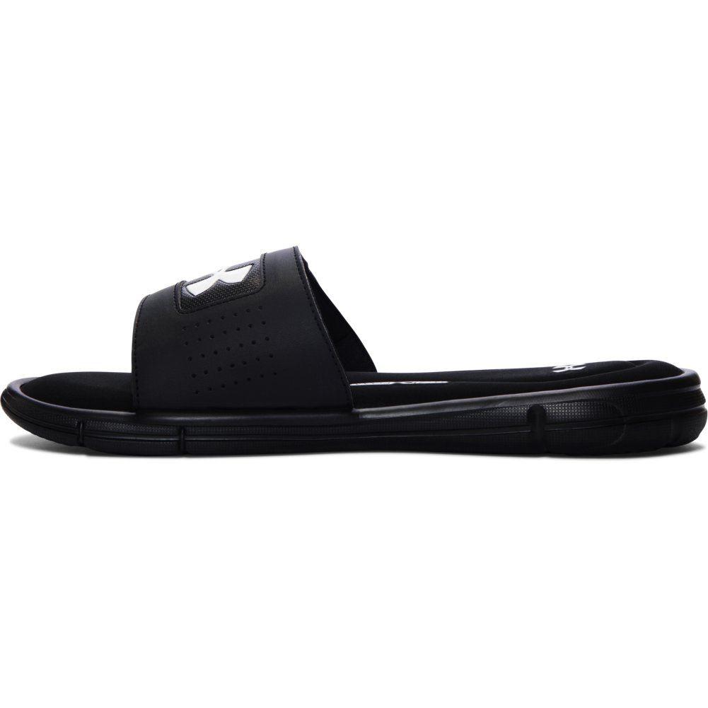 Under Armour Men S Ua Ignite V Slide Sandals Ebay