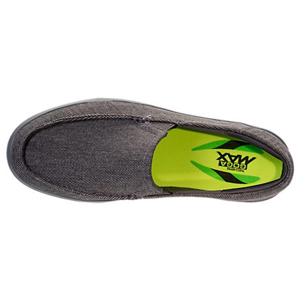 Details about Skechers Mens Go Vulc 2 Eminence Slide On Loafers