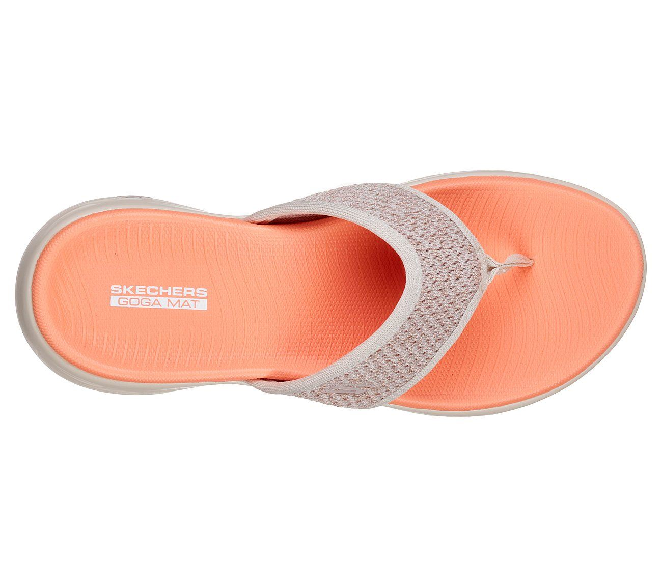 33ffaad7bc63 Skechers Performance Women s On The GO 600 Glossy Flip-Flop
