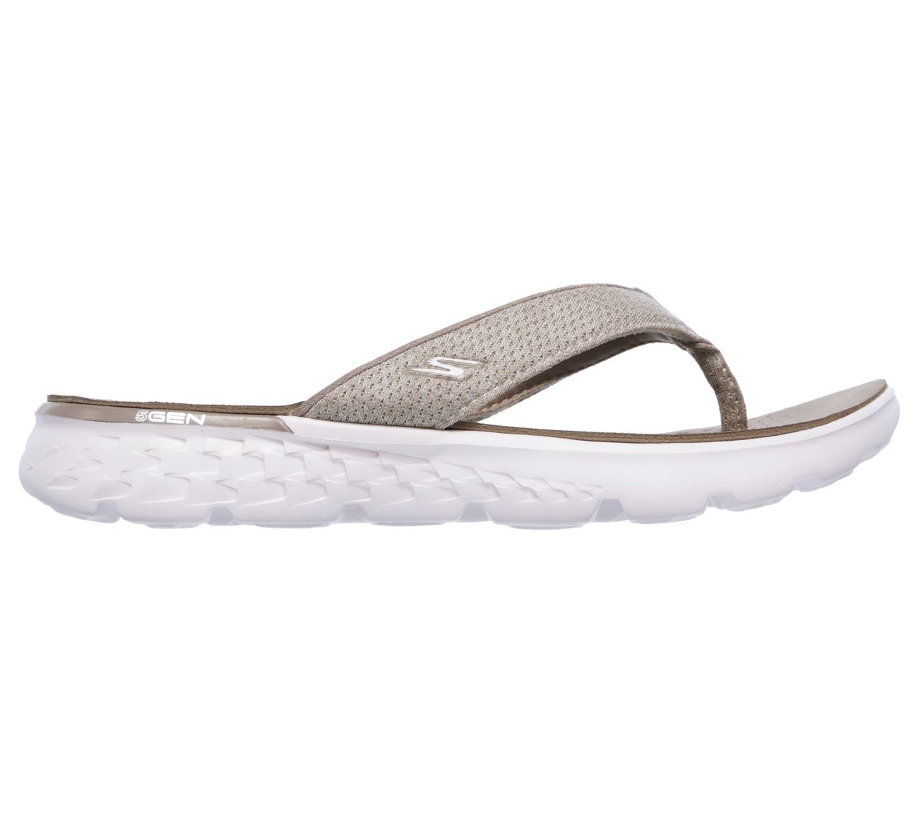 Skechers Performance Womens On The Go 400 Vivacity Sandal -6240