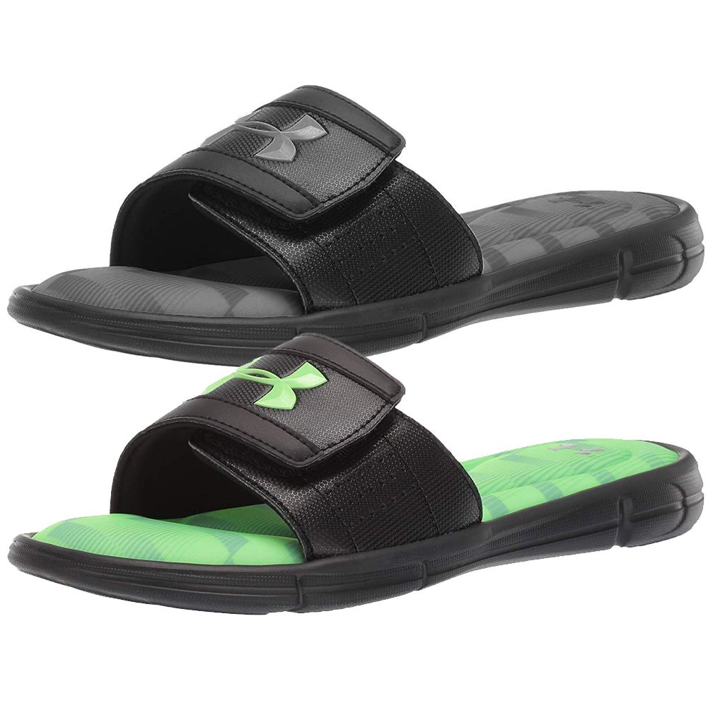 c760e7e8 Details about Under Armour Men's Ignite Stagger V Slide Sandals