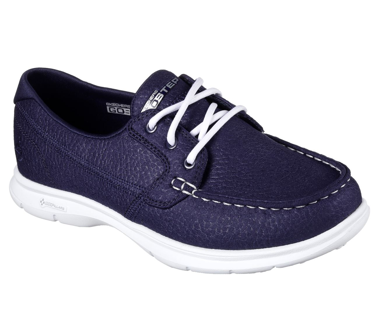 Womens Go Step-Riptide Boat Shoes Skechers lsJrqXs