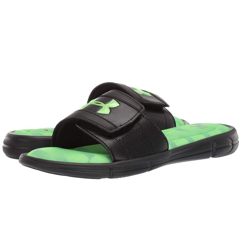 d92198a3 Details about Under Armour Men's Ignite Stagger V Slide Sandals