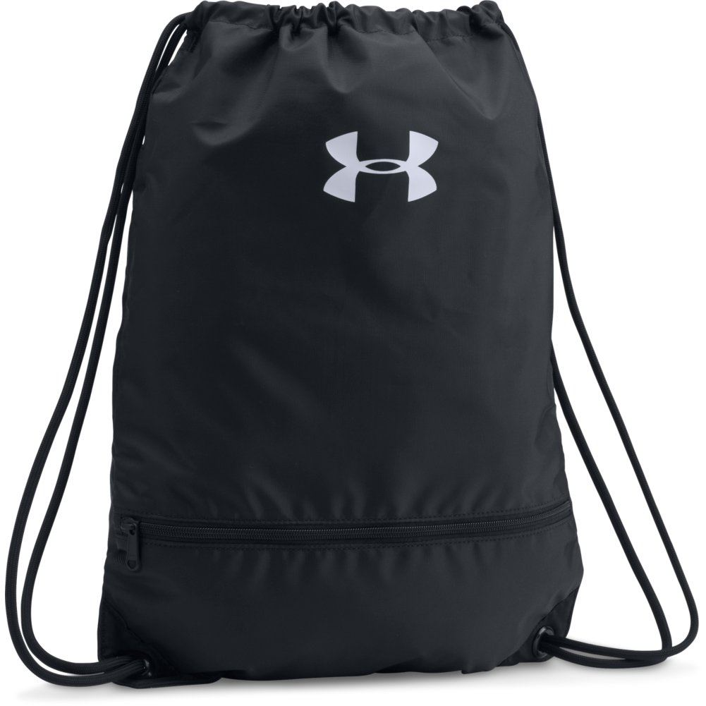 6eb9f11eba3d Under Armour Team Sackpack 1301210bw 1301210bw BW for sale online