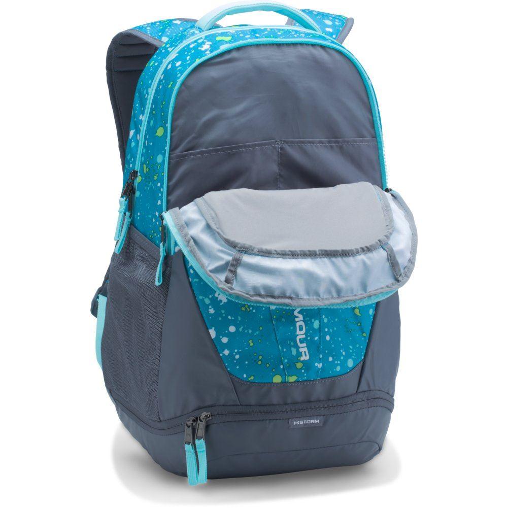 Under Armour UA Hustle 3.0 Backpack   eBay 61ed01587f