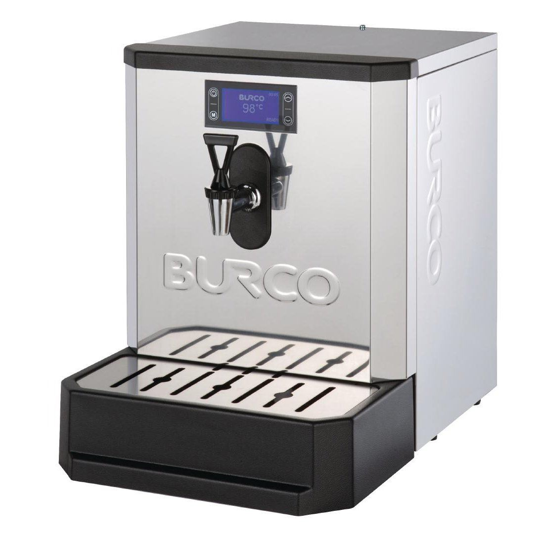 Burco Autofill Countertop Water Boiler With Filtration And