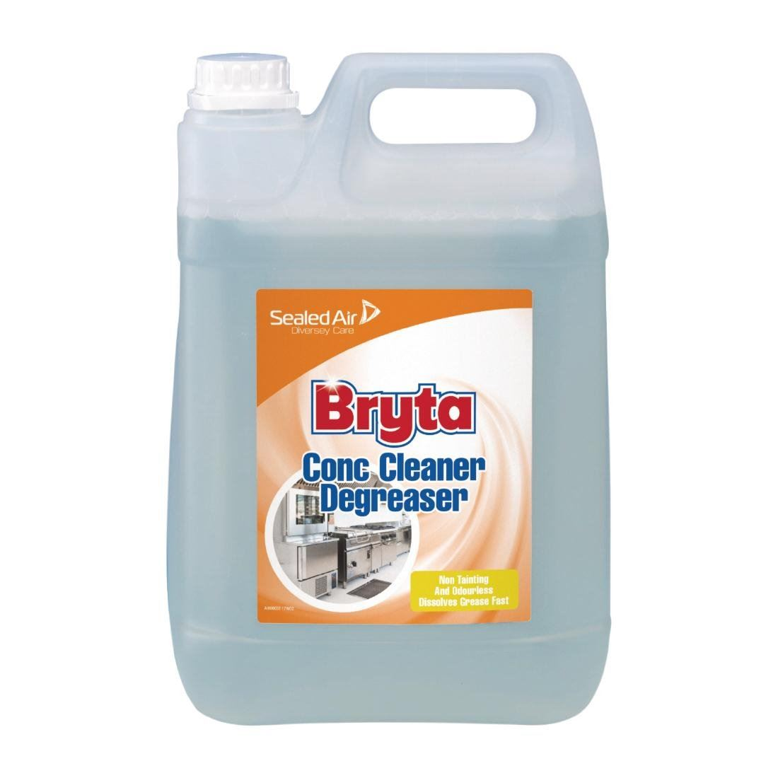 2X Bryta Cleaner Degreaser 5Ltr Cleaning Commercial Kitchen Tough ...