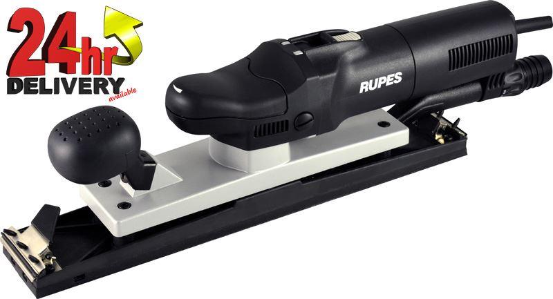 Rupes Sl42aes Long Bed Electric Sander Flat Sanding