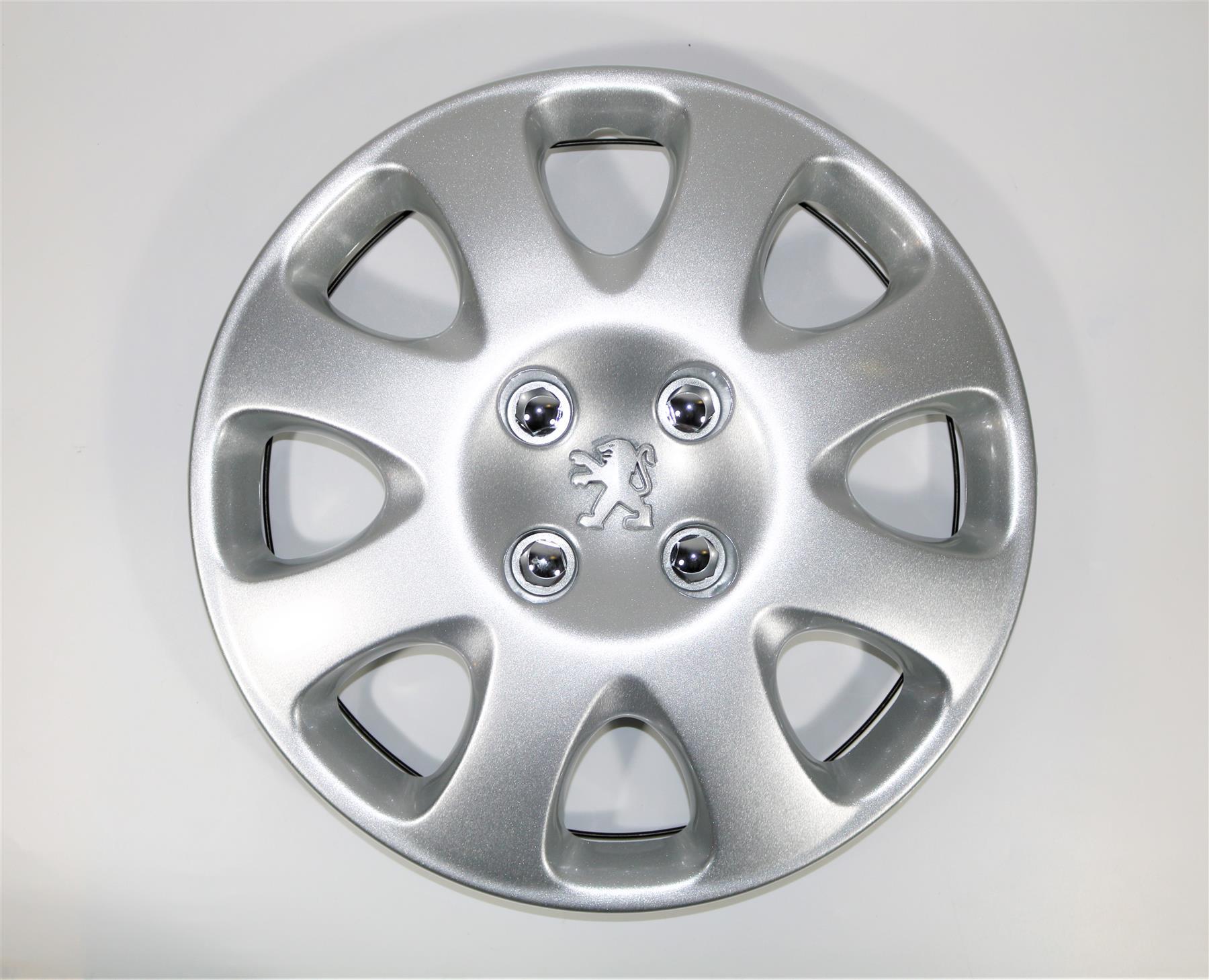14 inch Active Car Alloy Wheel Trims Hub Caps Set of 4 1996-2003 CITROEN SAXO