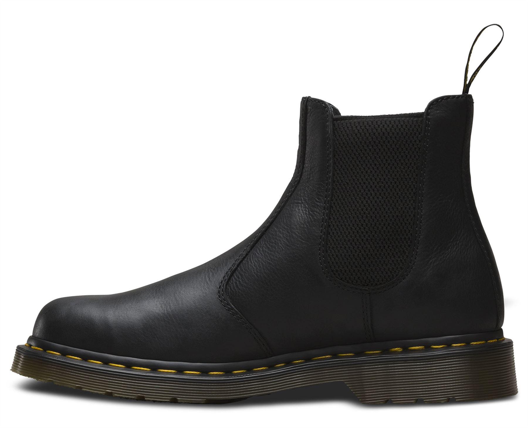 dr martens mens 2976 chelsea dealer premium carpathian leather ankle doc boots ebay. Black Bedroom Furniture Sets. Home Design Ideas