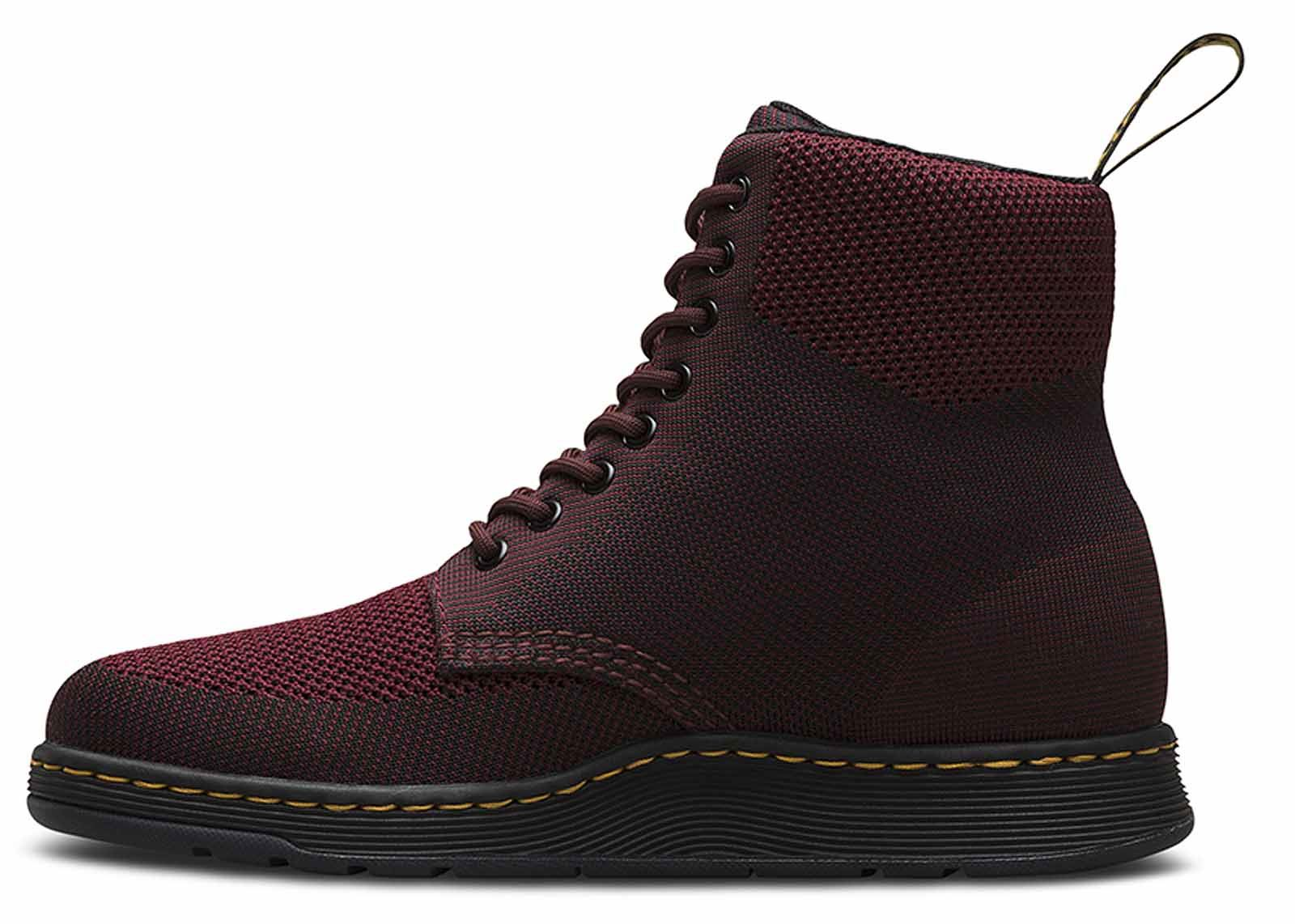Dr Martens Rigal Knit Contemporary Boots Super Comfy 1460 Ankle Boots Contemporary e8d636