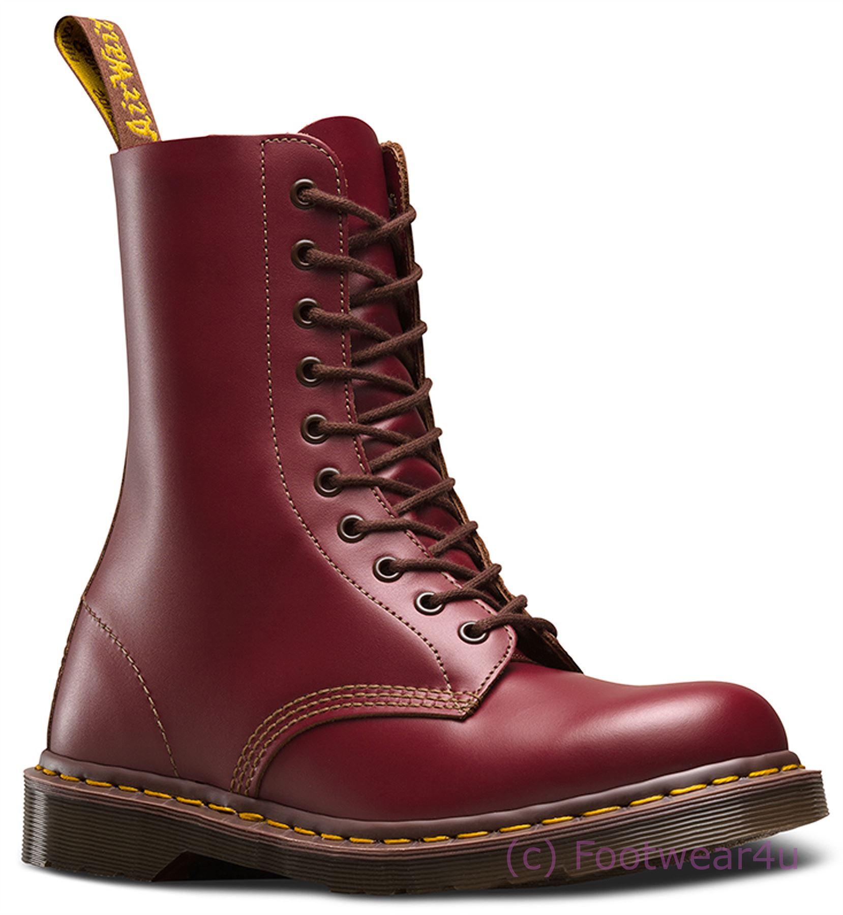 Dr martens 1490 vintage made in england quilon leather 10 for Mode in england