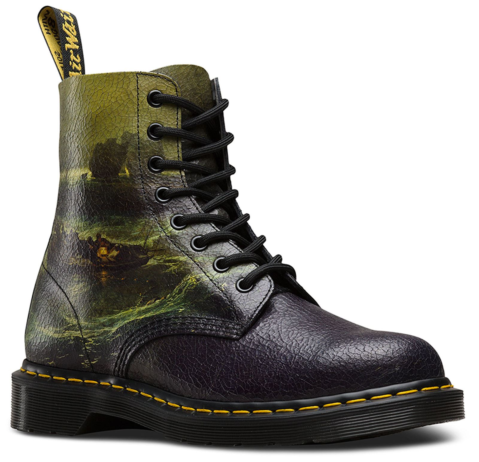 Dr-Martens-Pascal-Tate-Gallery-Turner-Fisherman-Cristal-Suede-Leather-Boots