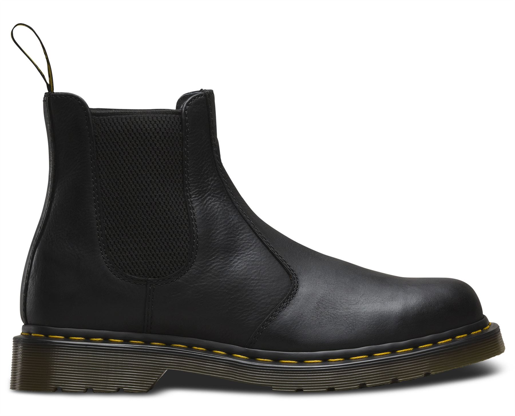 dr martens mens 2976 chelsea dealer premium carpathian leather ankle doc boots ebay. Black Bedroom Furniture Sets. Home Design Ideas